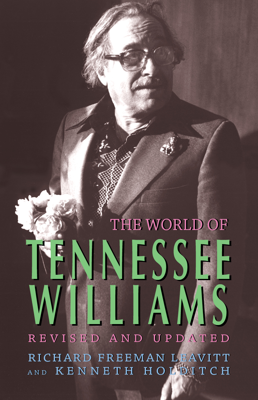 "research paper tennessee williams Research paper ""the glass menagerie"" english 102 spring 2010 outline i introduction a thesis statement- playwright williams uses symbolism throughout."